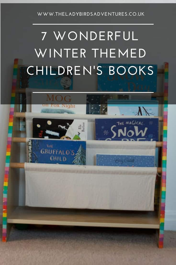 winter themed children's books