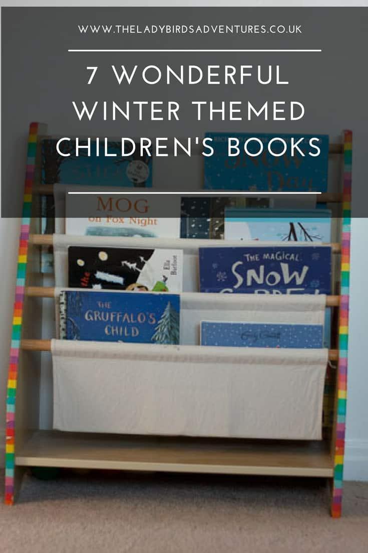 winter themed children's books