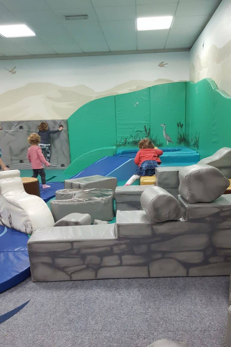 Brockhole soft play