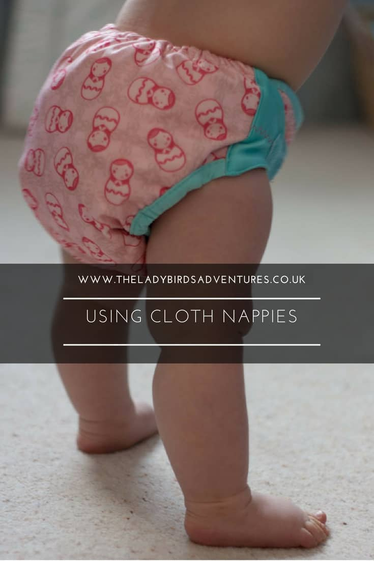 Using Cloth Nappies, A Beginner's Guide