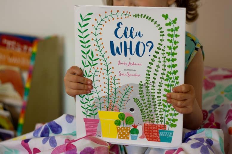 ella who? book review