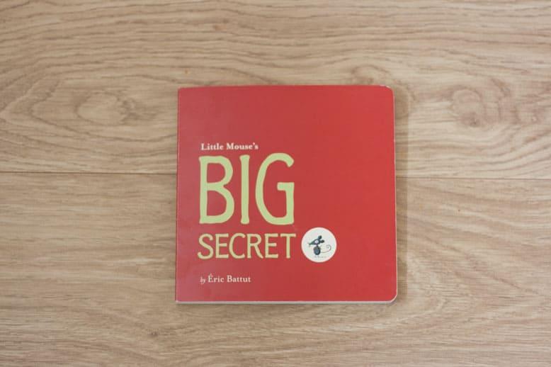 Little mouse's big secret