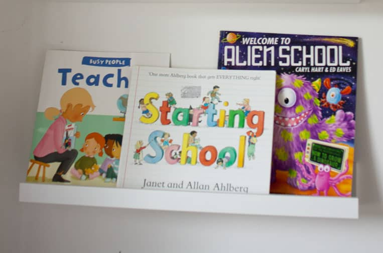 5 fantastic books about starting school