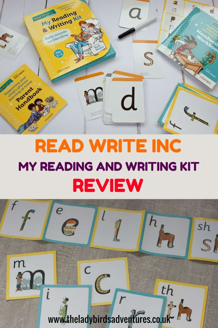 Readwrite Learner Read Write Inc....