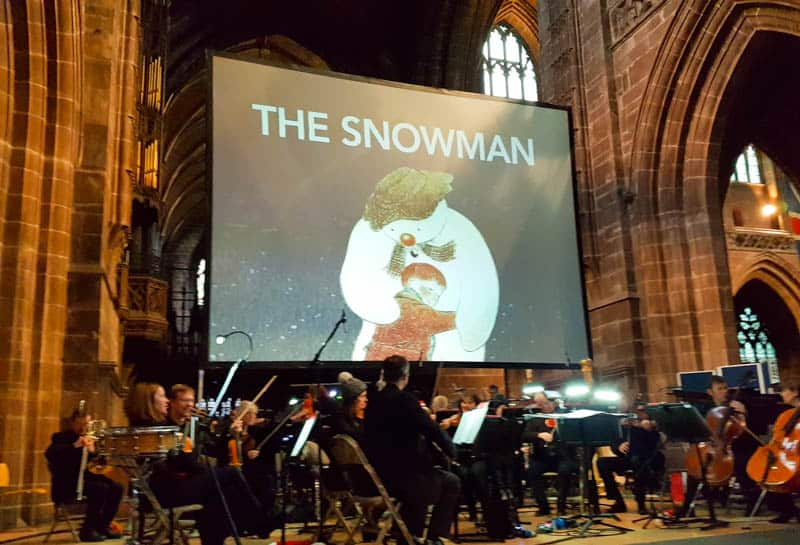 The Snowman tour review