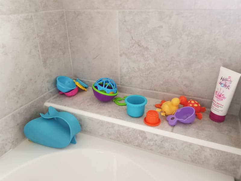 5 ways to make bath time fun for toddlers