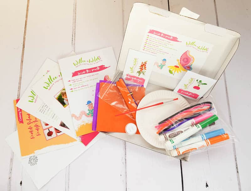 Willow and wild subscription box review