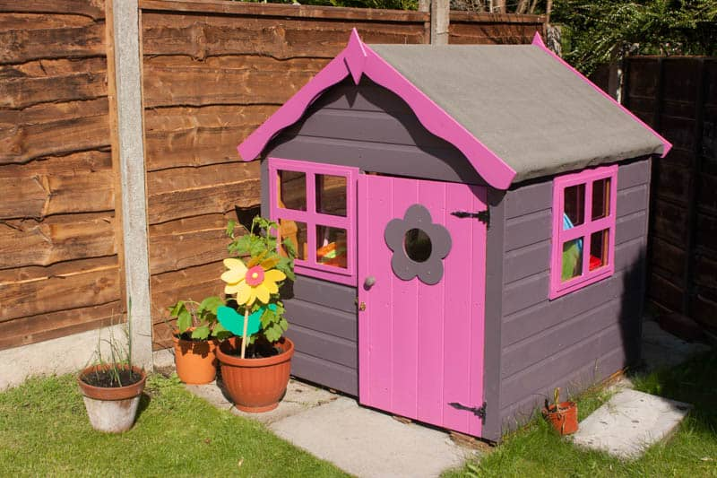 Creating a family garden for young children
