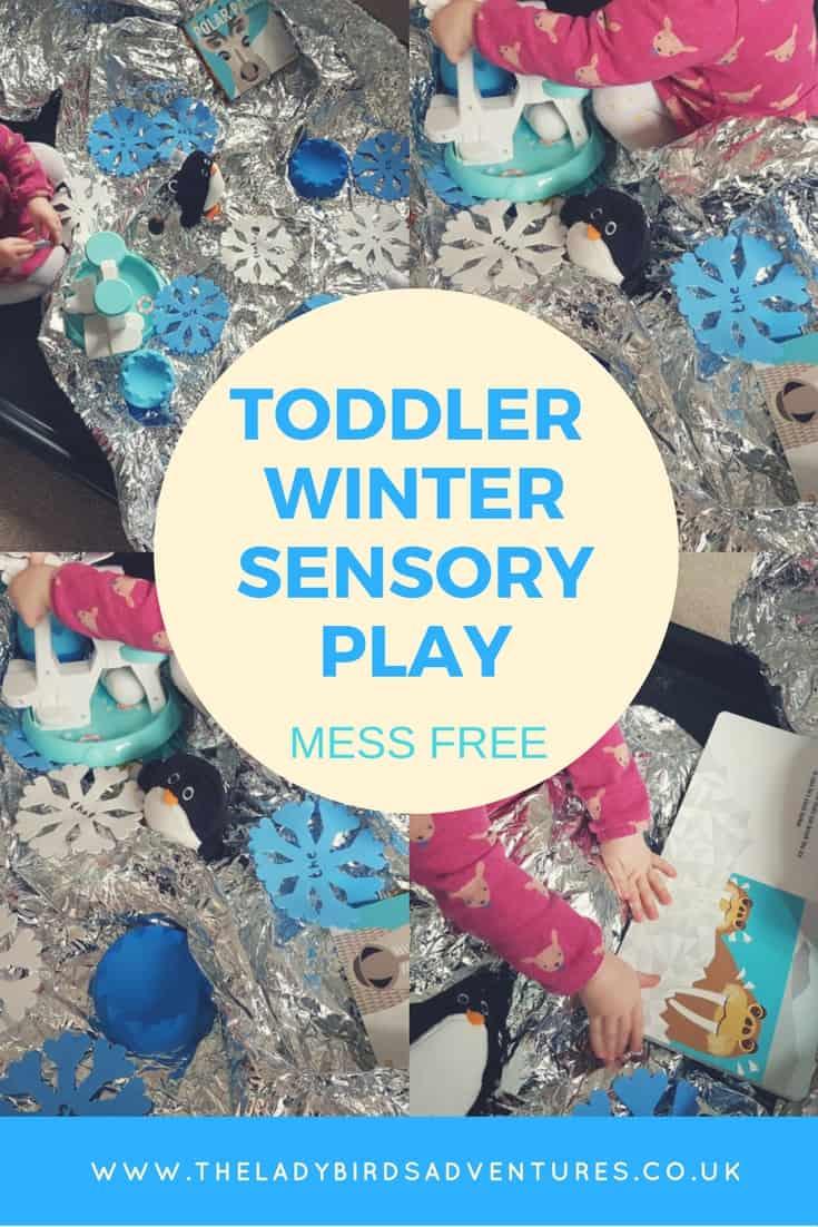 Winter Sensory Play