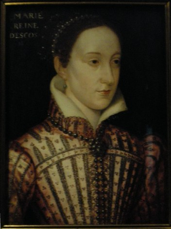 Is Mary Queen of Scots the mirror witch?