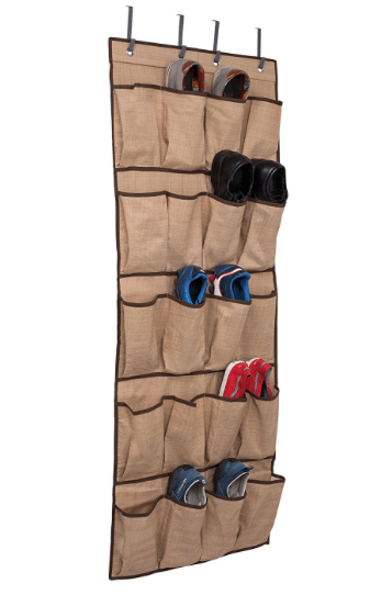 Hanging Shoe Organizer_canvas