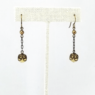 Ancient Honey earrings