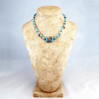 Water in the Desert necklace