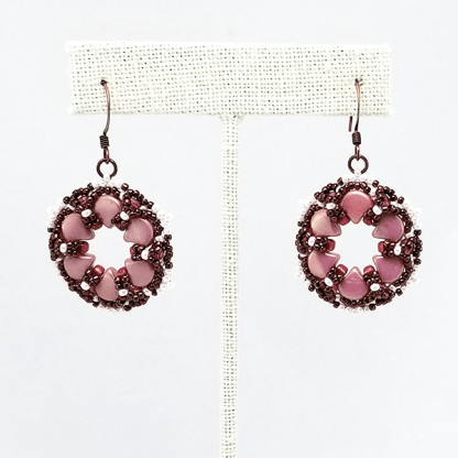 Confection earrings