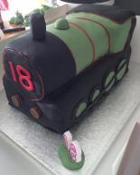 Choo Choo cake