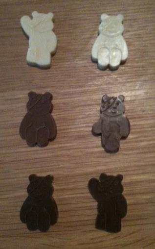 Chocolate Pudseys