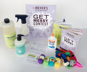 Reader Earth Day Giveaway: Mrs. Meyers Clean Day Pack & Staples Recycling Bin Contest!