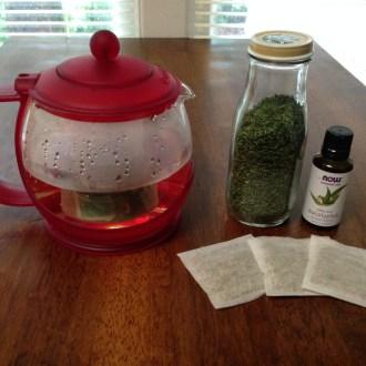Make Chamomile-Mint Astringent, For Only $0.05!