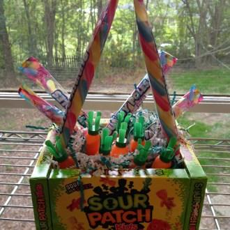 Edible Easter Baskets!