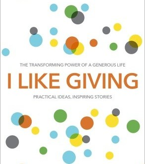 Book Review & Weekly Giveaway: I Like Giving, by Brad Formsma!