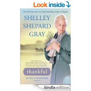 Book Review: Thankful, By Shelley Shepard Gray