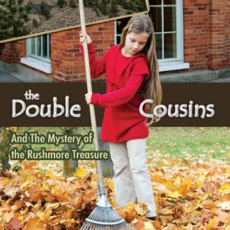 Book Review: The Double Cousins and the Mystery of the Rushmore Treasure, by Miriam Jones Bradley