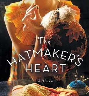 Book Review: The Hatmaker's Heart by Carla Stewart