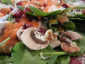 Throwback Thursdays: Homemade French Dressing!
