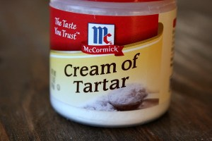 Housewife Hacks: Remove Rust with Cream of Tartar!