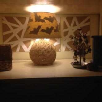 Halloween Lamp Silhouettes