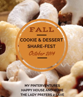 Fall Cookie & Dessert Share-Fest: Neapolitan Trifle!