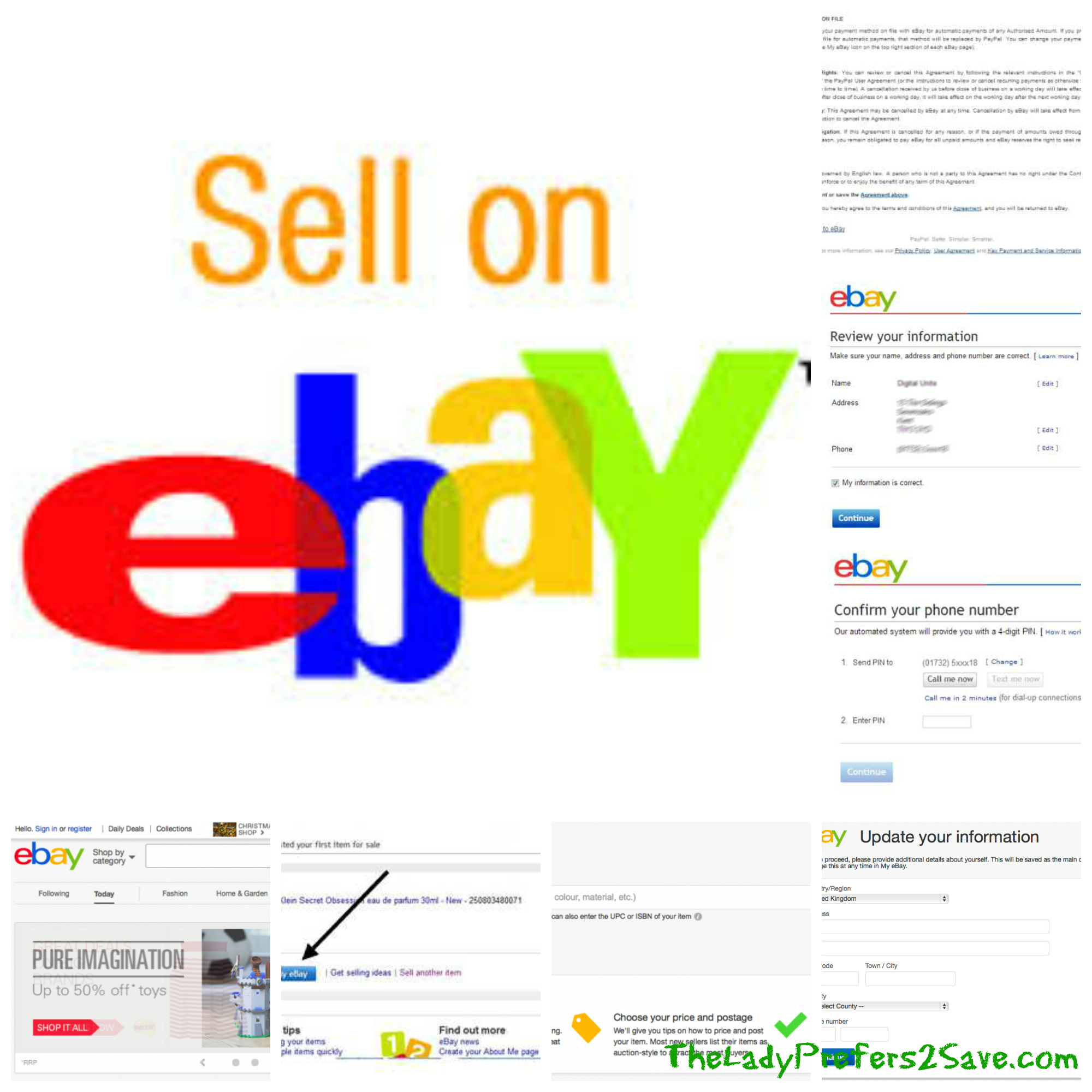 February No Spend Month Challenge Day 18 How To Sell On Ebay