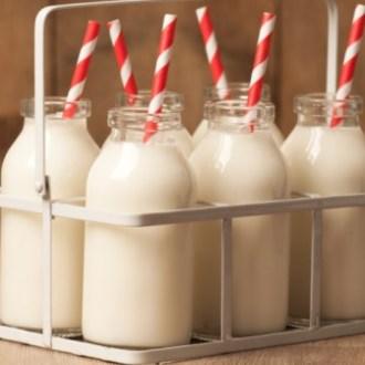 6 New Ways To Use Milk Around The House!