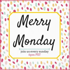Welcome to the Merry Monday Link Party #54