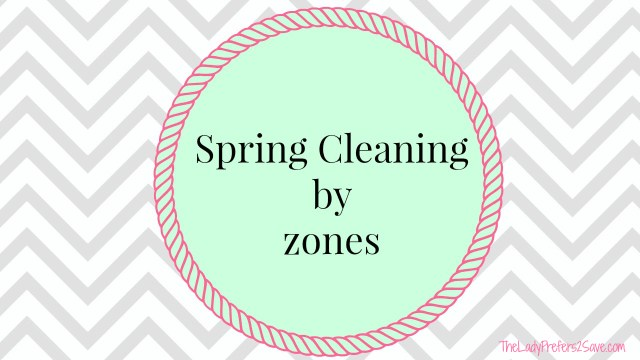 spring zone cleaning