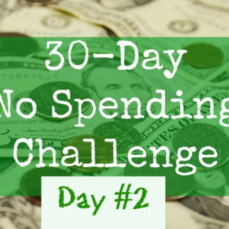 June No-spend Month Challenge, Day 2: Affordable Menu Options!