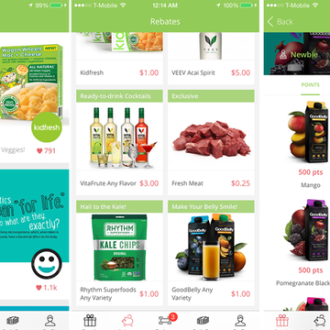 Shrink Rewards App: Cash Back for Grocery Purchases!