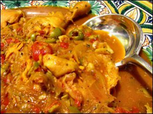 Crock Pot Moroccan Tagine Chicken Recipe!