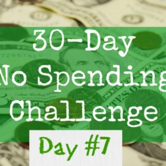 August No-Spend Month Challenge Day 7: Save On Your Utility Bills!
