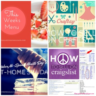 October No-Spend Challenge Day 7: Week 3 Reflections (How We Saved $738.46 Thus Far This Month)