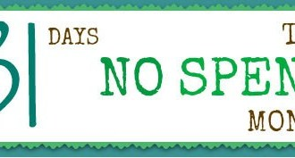 The December 31-Day No Spend Month Challenge Starts Tomorrow!