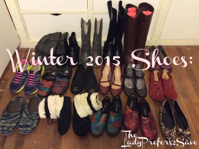 winter 2015 shoes