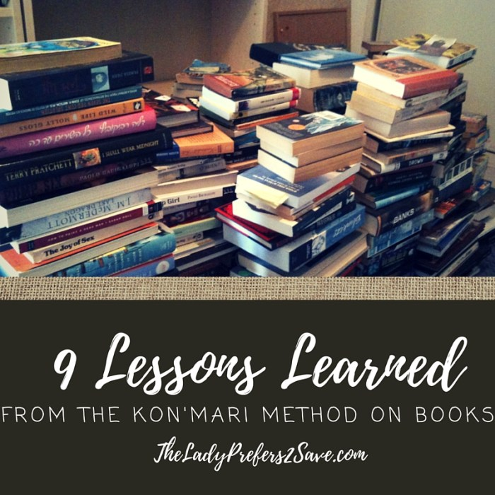 9 Lessons Learned