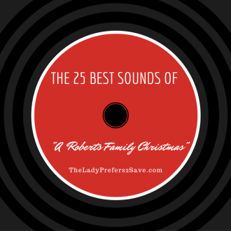 The Sounds of a Roberts Family Christmas