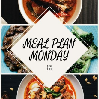 Meal Plan Monday ~ Feb 27/17