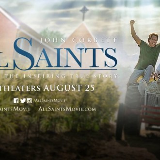 Enter to win tickets to see #AllSaints film!