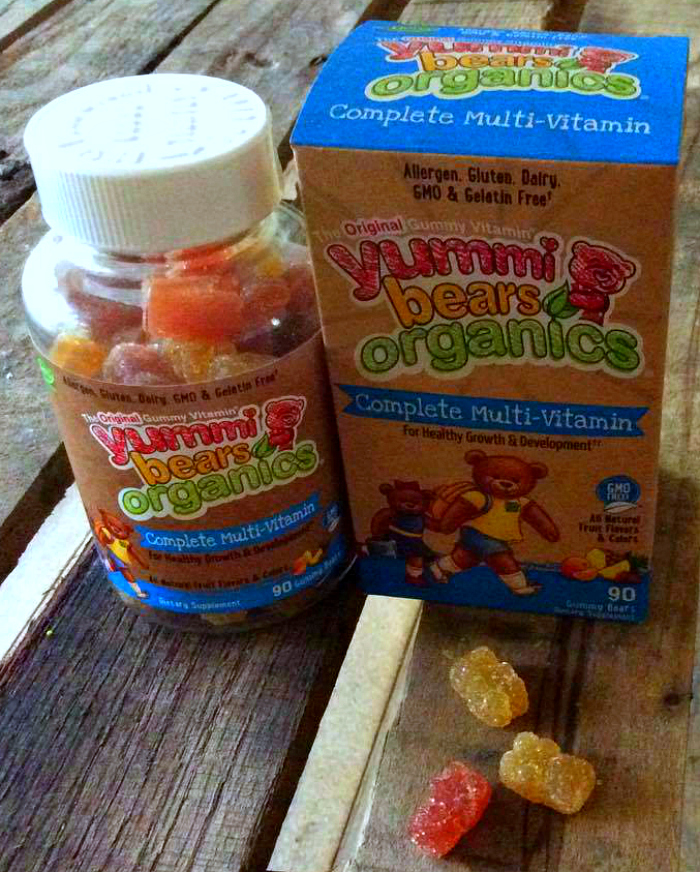 Better your health with Yummi Bear Organics