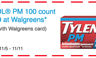 Save on TYLENOL® PM this season at Walgreens