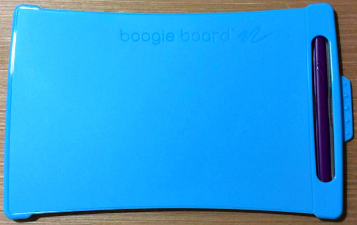 Boogie Board Magic Sketch eWriter Review