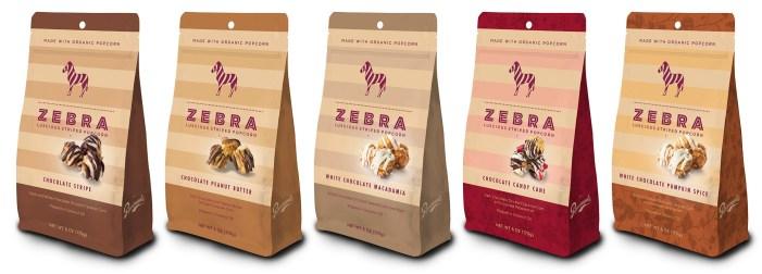 Zebra by Popcornopolis®
